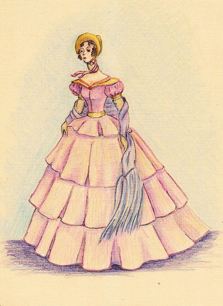Платья 19