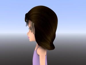 Haire unwrap 13 side